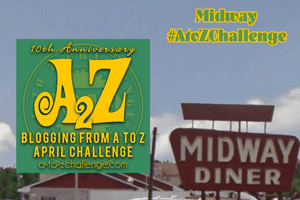 Midway #AtoZchallenge image