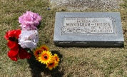 My mother.s grave. She passed on May 10th, 1998 which just happened to also be Mother's Daythat year.